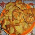 Яблочные конвертики