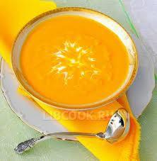 Суп с макаронами и цукини.
