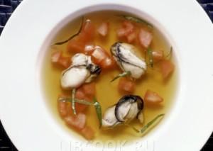 «Элитный» суп из устриц