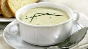 Французский крем-суп Вишисуаз