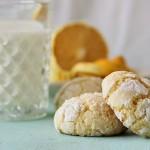 Кокосовое печенье с трещинками