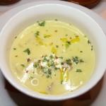 Молочно-рыбный суп