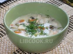 Norvezskiy fiskesuppe