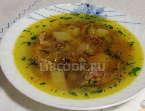 рецепт приготовления говяжий суп с