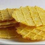 Соленые вафли