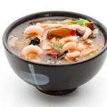 Тайский суп с морепродуктами