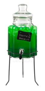 Зеленая фея пунш