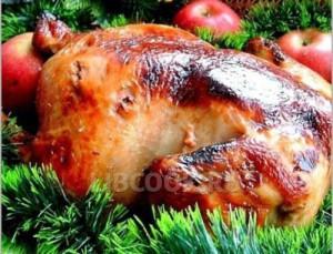 Курица Бомбей