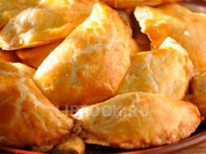 Пирожки закусочные с сельдью