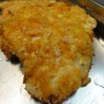 Кальмары, запеченные с картофелем под сырной корочкой