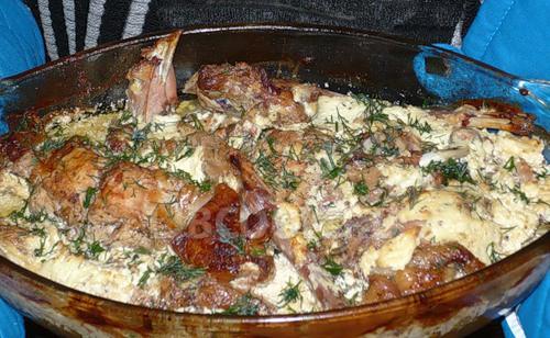 приготовление кролика рецепты в духовке быстро
