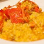 Омары с рисом