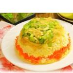 Французский салат «Нежность»