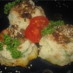 Картофель с грибами «Розмарин»