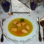 Мясная солянка столовая