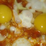 Холостяцкая яичница