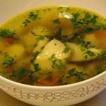 "Рыбный суп ""на скорую руку"""