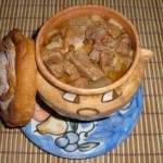 Печеня по-крымски