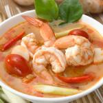 Пивной суп с морепродуктами