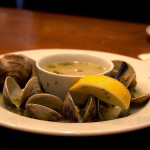 Манхэттенский суп с морепродуктами