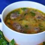 Суп из желудочков