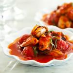 Мидии в томатном соусе в мультиварке