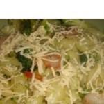 Макароны с брокколи