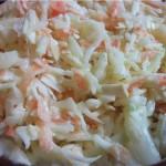 Салат «Копченая капуста»