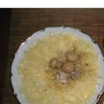 Салат «Пятиминутка»