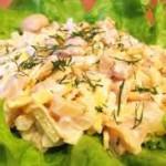 Салат «Шанхай» с курицей