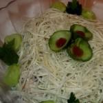 Салат «Златовласка»